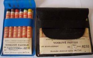 nostalgie Voskovky