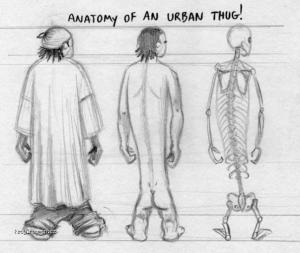 anatomy of homie
