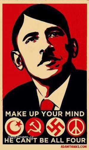 adolf obama