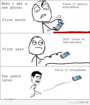 new mobile phone