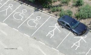 parkovaci kategorie
