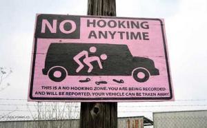 No Hooking