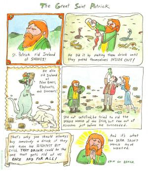 the great saint patrick