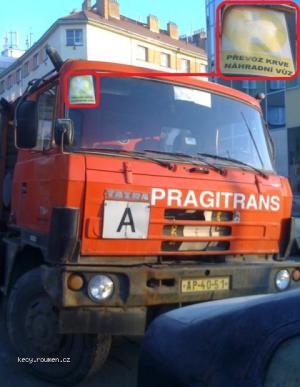 Emergency tatra