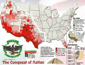 the conquest of aztlan