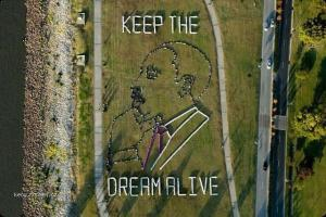 X Keep The Dream Alive