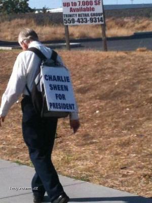 CHS for president