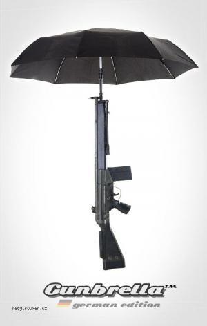 Gunbrella German Edition