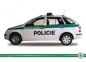 nove logo policie