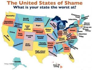 the US of shame