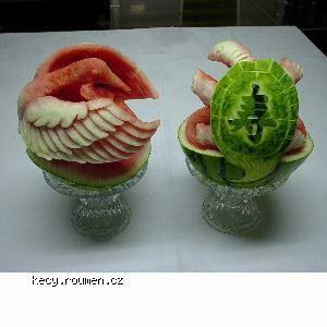 Umění v podobě zdravého jídla