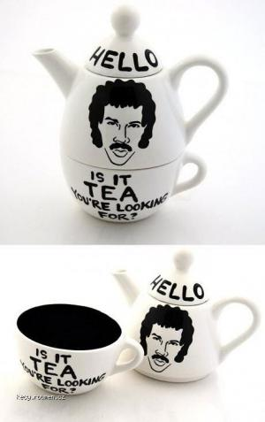 X Hello  Is It Tea You Are Looking For