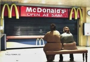 McDonalds open at 5am