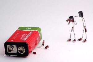 nehoda s baterkou
