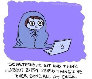 Sometimes I Sit