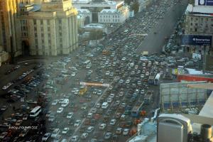 Moscow traffic jam3