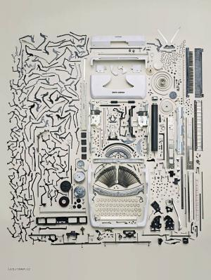 Disassembly art 13
