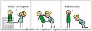 solving pregnancy