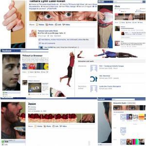 Creative Facebook Profiles