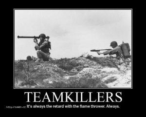 team killers