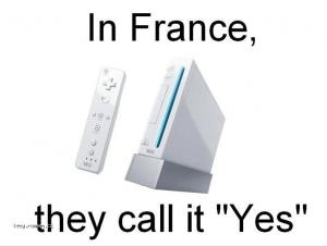 wii in france
