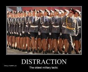 X Distraction 121011