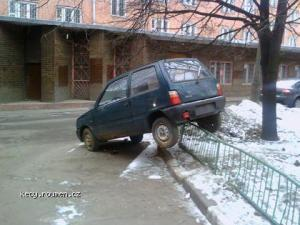 zabradli parking