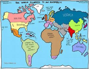 The world according
