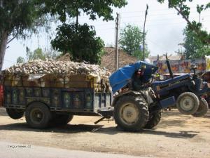 splasenej traktor