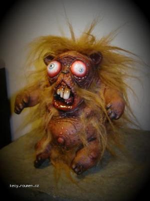 zombie krecek