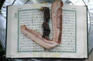 slaninova zalozka v koranu