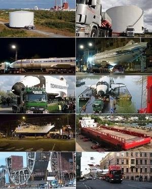 Transportation of Oversized Loads