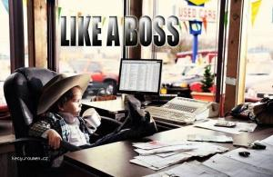 Like a boss today 02