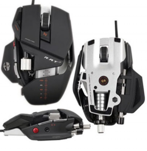I dont want a mouse that looks like it could kill me when Skynet rises up