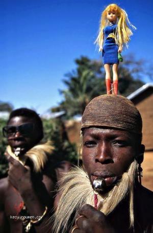 africkej bojovnik