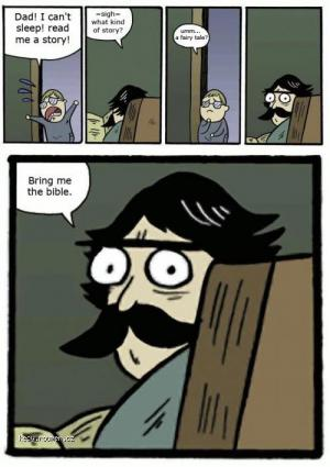 dad story