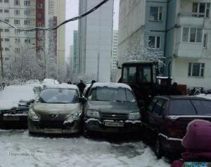 parkovani