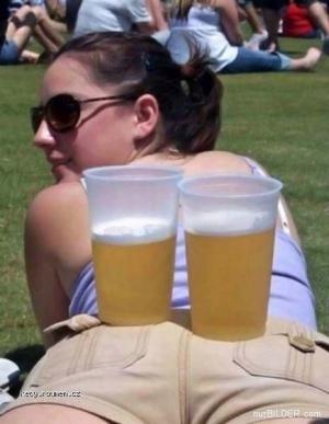 Idealna na pivko