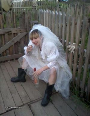 Mam v pitchi nejaku svadbu