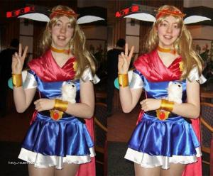 cosplay photoshopped 6