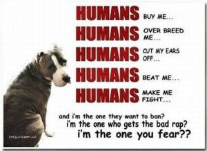 Humans buy me