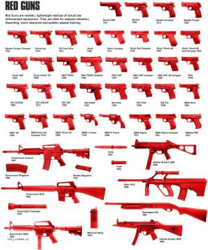 asp red guns listing