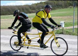 Tandem Cycling  28Doing It Their Own Way 29