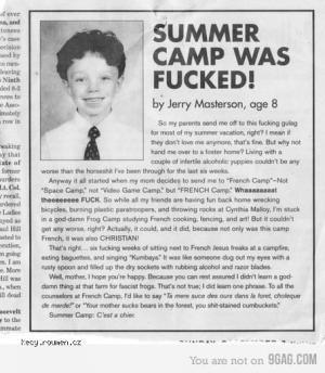 summer camp fucked
