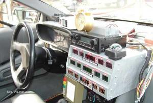 hodinky v taxiku