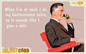 When At Work