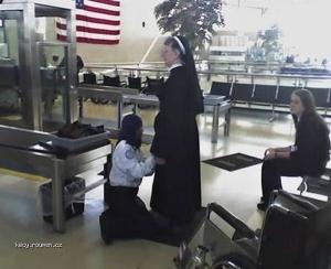 TSA v akci