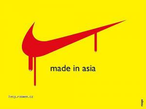 nike made in asia