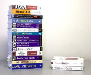 Java vs Ruby