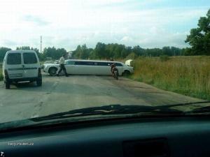 havarie limuziny